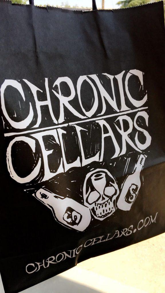 chronic cellar bag